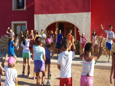 Campamento de Inglés en Alicante 7 días