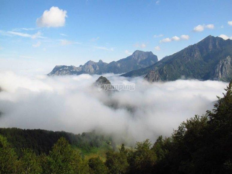 Recorrido por Asturias