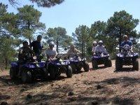 路线1h,双座四轮车,Montes Molina de Aragon