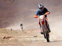 Moto en Marruecos