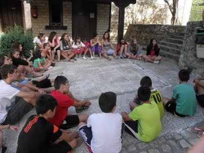 Theatre Summer Camp El Salugral 15 days