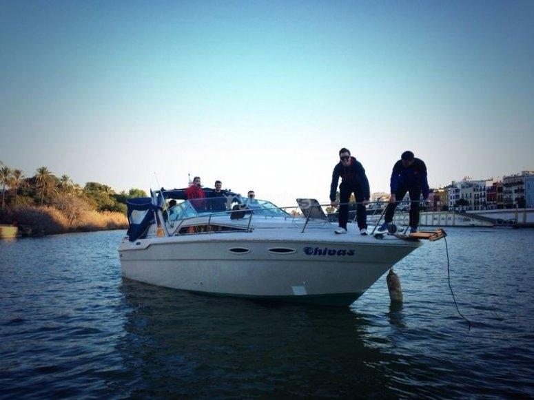 Un dia perfecto para navegar