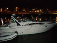 Party boat privada en el Guadalquivir, 4 horas