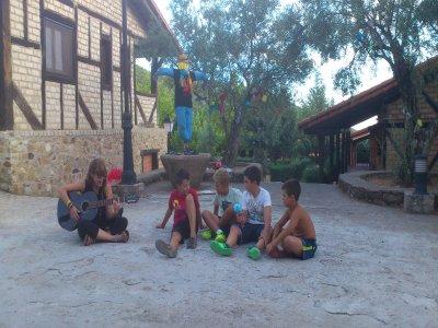 音乐营,Pasaróndela Vera,11天