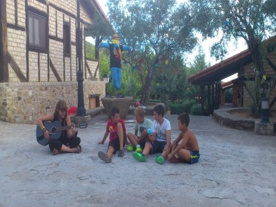 Music Camp, Pasarón de la Vera, 11 giorni