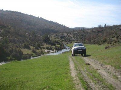 Rutas 4x4 Sierra Norte