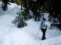 溪降踏雪步道费拉塔