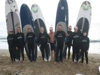 Campamento de surf para todas las edades