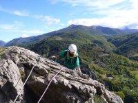 从电缆有一个好题材车行至铁索攀岩铁索攀岩景观