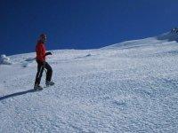 Actividad de snowbard