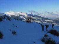 活动单板滑雪冬季运动