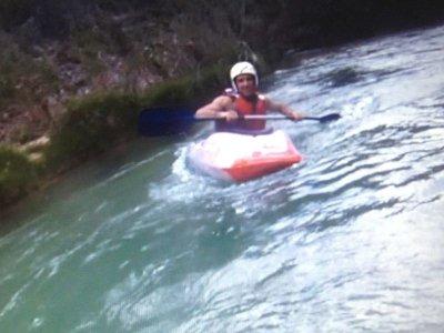 Discesa in canoa, livello medio, + picnic, Alto Tajo