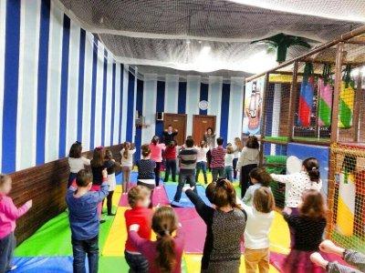 Puerto Pirata Huelva Parques Infantiles