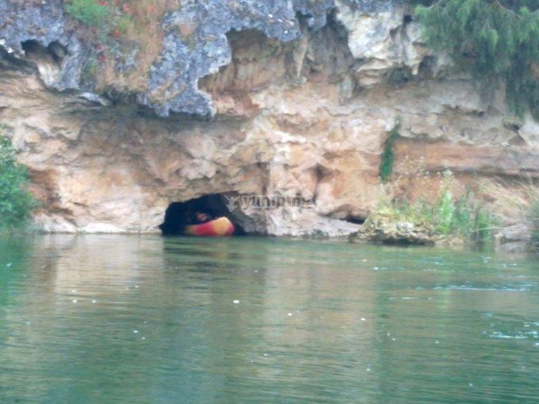 Ruta en Kayak por las lagunas