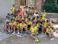 Grupo de escolares
