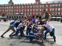 Diversión en Madrid
