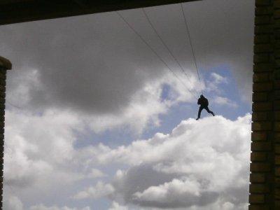 1 Salto de puenting en Fuentealbilla, Albacete