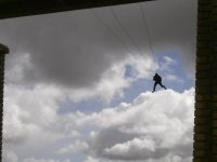 Bungee jumping in Fuentealbilla, Albacete