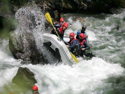 Sip Outdoor Activities Rafting
