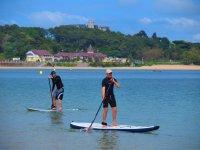 Dia de kayak en la costa de Santander