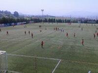 Campus de fútbol Vizcaya Semana Santa Primer Turno