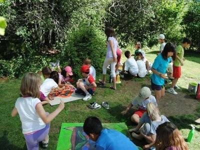Campamento aventuras Sierra Madrid 8 días julio