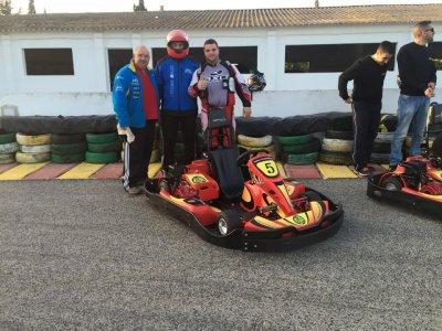 Mini gran premio karting, 10 min + 12 vueltas