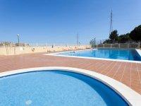 La piscina del club
