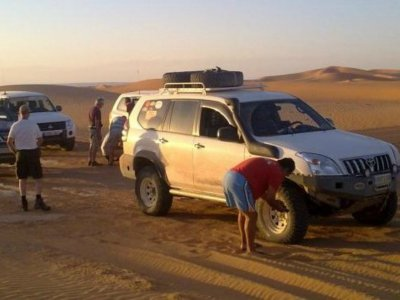 4-day trip from Marrakech to Moroccan desert