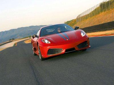 Ruta Ferrari F430 F1 en carretera outdoor 23 km