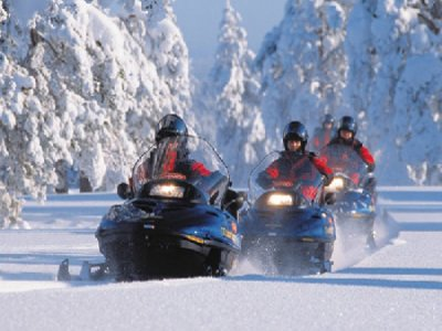 Sip Outdoor Activities Motos de Nieve