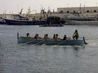 Salida en en canoas
