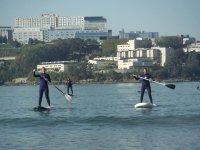 Campamento de surf en La Coruña
