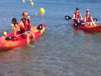 KayakS en la Costa Dorada