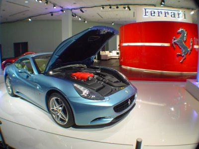 Conducir un Ferrari California, San Cugat, 20km