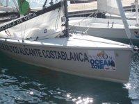 La barca dello yacht club
