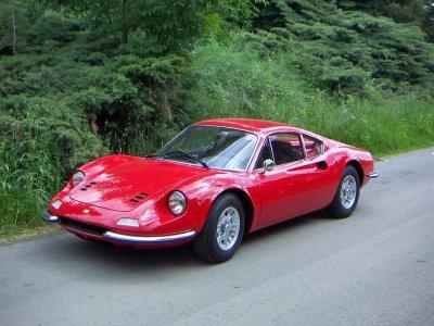 Excursión en Ferrari 246 GT y F430 F1, Sant Cugat