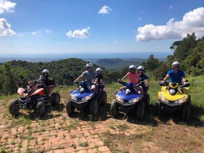 Aventura Tour Salou Quads