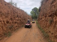 Dirt road in quad 3 hours Salou