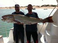 钓鱼之旅,6小时,奇克拉纳德拉弗龙特拉