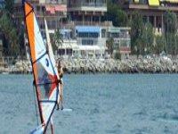 Pratica windsurf