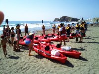 Routes by Sea Kayak