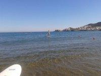 旅游皮划艇桨板