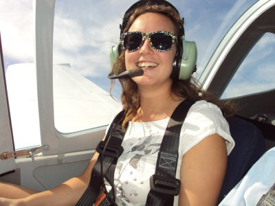 Fly an Aircraft for 20 min in L'emporda - Girona
