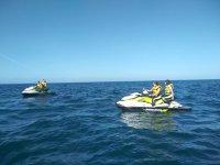 Motos de agua biplaza en Gijón