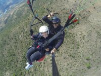 Paragliding first steps