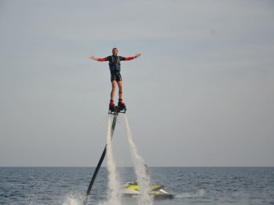 Aqua Moto Gijón Flyboard
