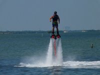 Flyboard at sea