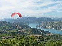 Volamos por la región del Pallars