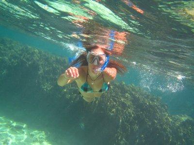 Curso Skin Diver, Snorkel PADI program, Calpe